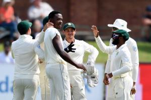 दक्षिण अफ्रिकाद्वारा टेस्ट टिमको घोषणा