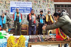 श्री सवस्वती मा.विको ४२ औँ वार्षिकोत्सव तथा अभिभावक दिवस सम्पन्न (तस्बिरहरु)