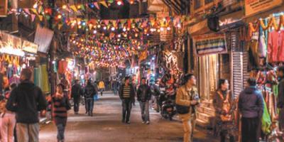 पर्यटकीय बजार चौबिसै घण्टा खोल्न प्रस्ताव