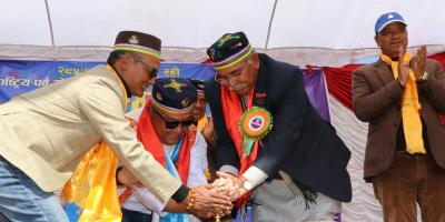कानपुरमा ल्होसार विशेष वृहत सांस्कृतिक कार्यक्रम सम्पन्न