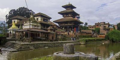 पनौतीमा हरेक बाह्र वर्षमा लाग्ने 'मकर मेला' को तयारी तिब्र