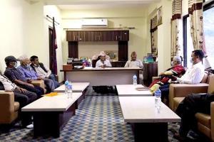 छिमेकीको दु:खमा साथ दिँदै मण्डनदेउपुर र पनौती नगरपालिका