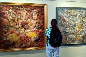 कोरोनापछि कला क्षेत्रलाई पुनःजीवन दिन १५ दिने प्रदर्शनी