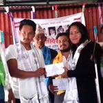 पवित्रा लामा क्षेत्रीय प्रतिनिधीमा सर्वसम्मत निर्वाचित
