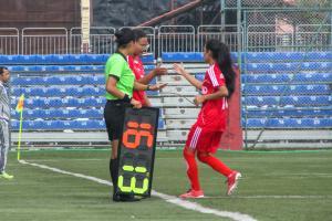 महिला फुटबल–भक्तपुरको जित